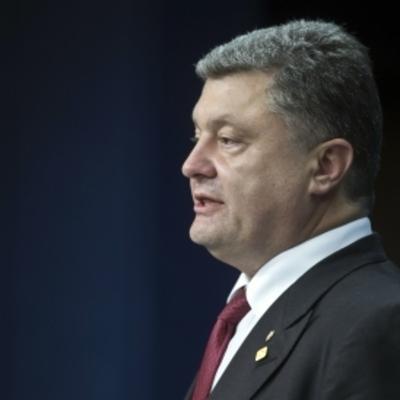 Порошенко призвал Конгресс США предоставить Украине оружие