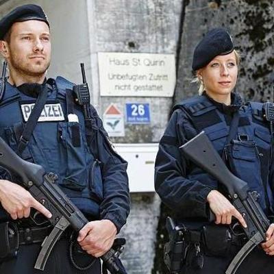 В Германии под угрозой взрыва эвакуировали 70 тысяч человек