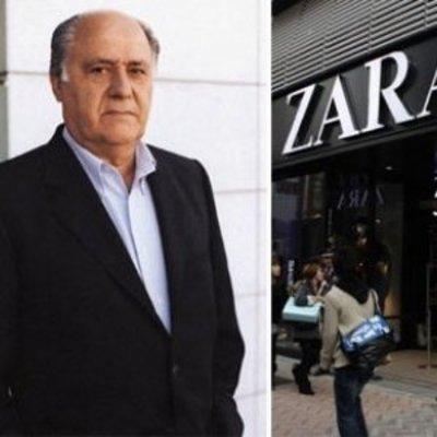 Основатель Zara возглавил рейтинг самых богатых людей в мире