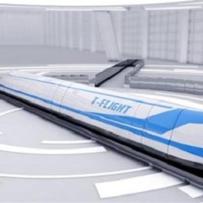 В Китае запустят сверхскоростной поезд