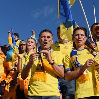 Матч Украина - Турция: для болельщиков будет действовать дресс-код
