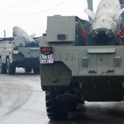 Не учения: российская военная техника приблизились к Украине (фото, видео)