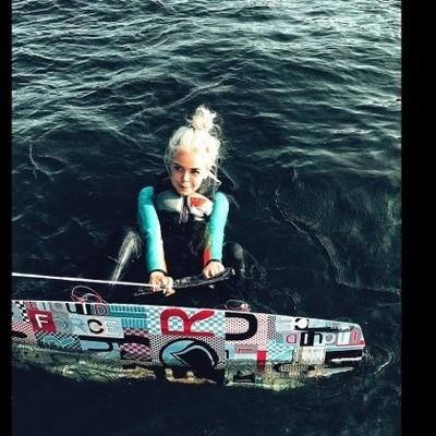 Алина Гросу показала свое новое хобби (фото)