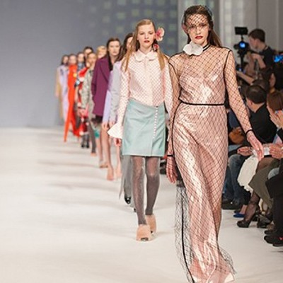 Среди гостей Ukrainian Fashion Week: Джамала, Фагот и Катя Осадчая (фото, видео)