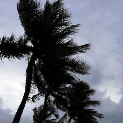 На Карибские острова обрушился мощный ураган