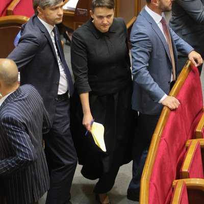 Савченко поразила сеть новым нарядом: Ким Чен Надь (фото)