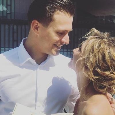 Скичко женился на Юрушевой (фото)