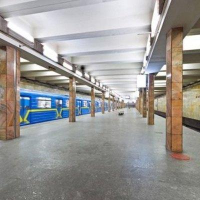 В Киеве в метро будет курсировать уникальный поезд