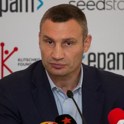Мы должны создать условия, чтобы молодые ученые реализовывались в Украине, - Виталий Кличко