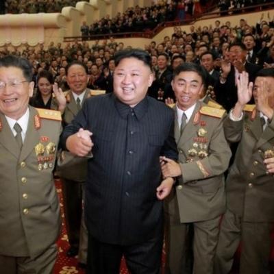 Ким Чен Ын устроил пышный прием с концертом после испытания водородной бомбы