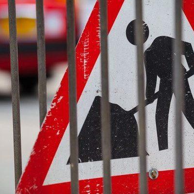 В Киеве на полгода ограничили движение по одной из улиц