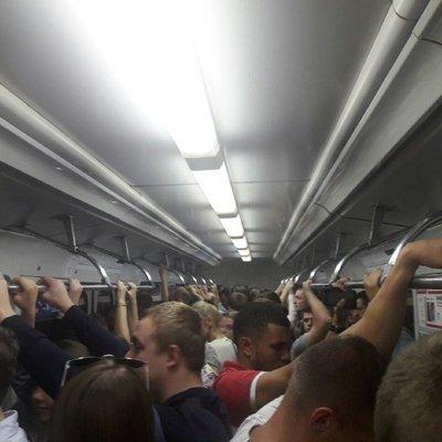 Что пережили киевляне в «апокалиптическом» метро (видео)