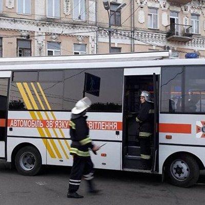 В ГосЧС назвали причину задымления в киевском метро