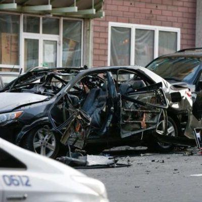 Взрыв в Киеве: отец пострадавшей дочери рассказал о ее состоянии