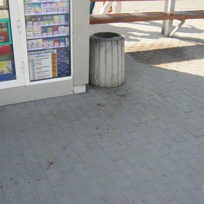 В Днепре возле супермаркета мужчина устроил стрельбу (фото)