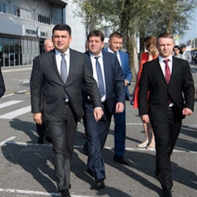 Горган о ремонте дорог Киев - Знаменка: «Контроль со стороны местных властей повысит качественное выполнение работ»