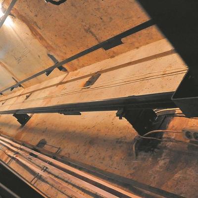 Лифт-убийцу, который унес жизнь 27-летней лучанки, отремонтировали