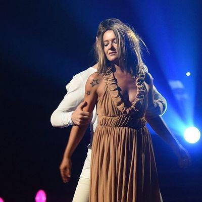 Наталья Могилевская опубликовала соблазнительное видео после эфира «Танці з зірками»