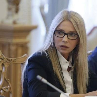 Тимошенко снова сменила имидж (фото)