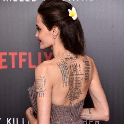 Анджелина Джоли в Dior произвела фурор