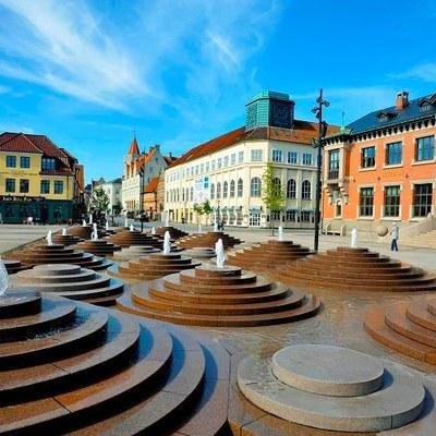 Самые счастливые города Европы, - Eurostat