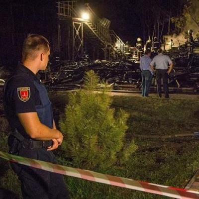 Пожар в Одессе: появились жуткие подробности (фото)