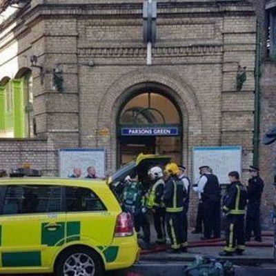 В Лондоне арестован 21-летний подозреваемый во взрывах в метро
