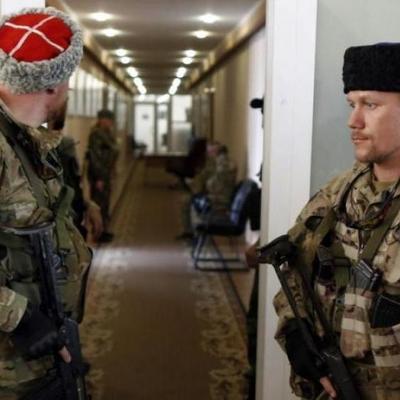 Украинские партизаны устроили взрыв в «ЛНР»