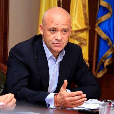 Труханов назвал гнев одесситов «заказом от Саакашвили»