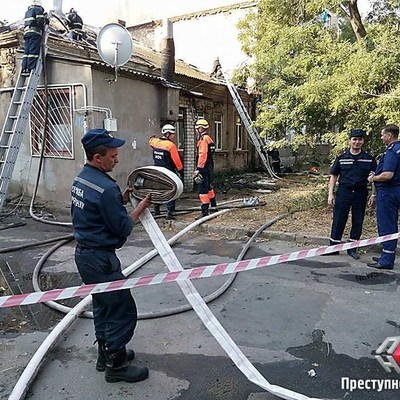 В центре Николаева взорвался жилой дом: появились фото и видео