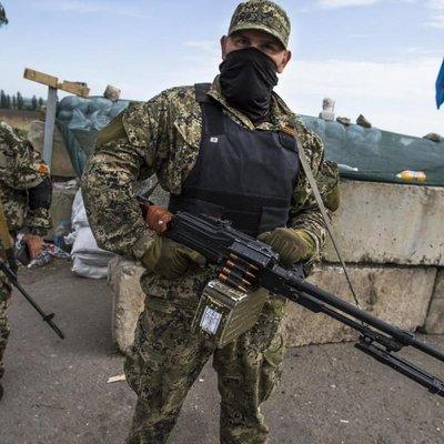 В центре Донецка ликвидировали главаря боевиков