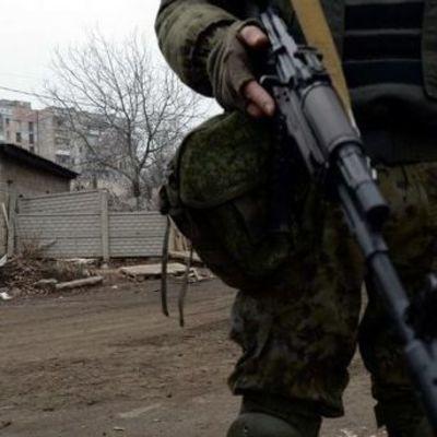 На Донбасе боевиков напугали собственные учения