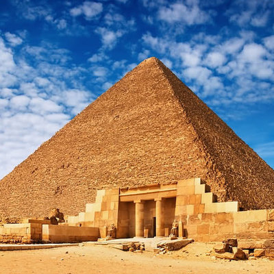 В Египте найден древний папирус с чертежами пирамид