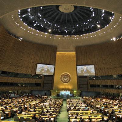 В ООН порекомендовали России применять в Крыму законы Украины