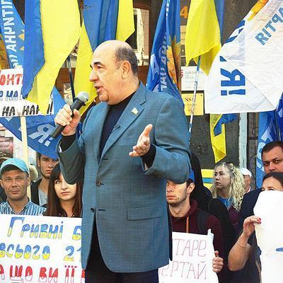 Рабинович: Наша победа – Гонтарева на работу не выйдет, Рожкову не назначат руководить НБУ, вкладчики получат три миллиарда!