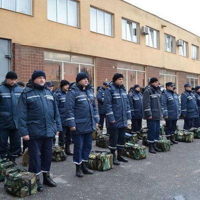 В связи с подрывом склада боеприпасов в Клиновке в Бердичеве по тревоге подняли военных и полицию