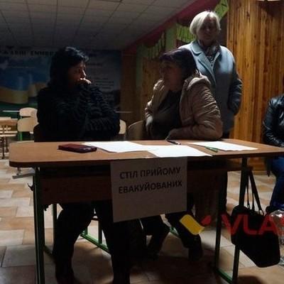 Памятка для эвакуации из-за взрывов под Винницей: пункты сбора, контакты, адреса