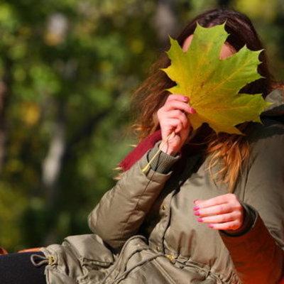 В октябре в Киев еще придет тепло