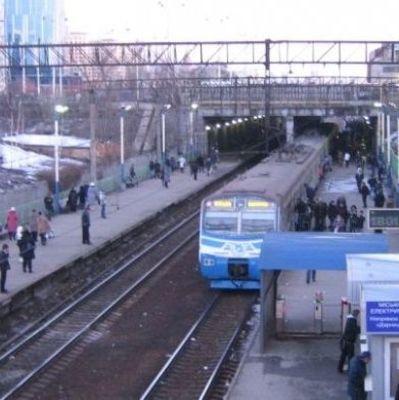 В Житомире подросток, делая селфи на крыше поезда получил сильные ожоги