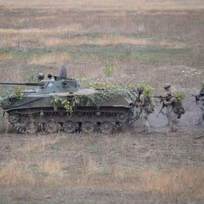 Во время военных учений в Запорожской области погиб гражданский