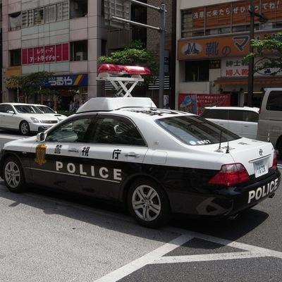 Водитель, убегая от полиции, проехал через толпу людей (видео)