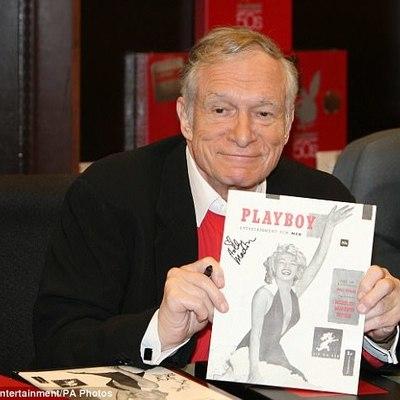 Основателя мужского журнала Playboy похоронят рядом с Мэрилин Монро