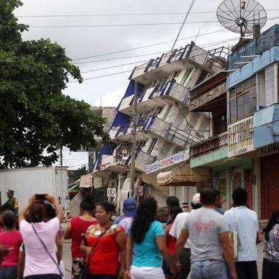 В Мексике возросло число жертв землетрясения