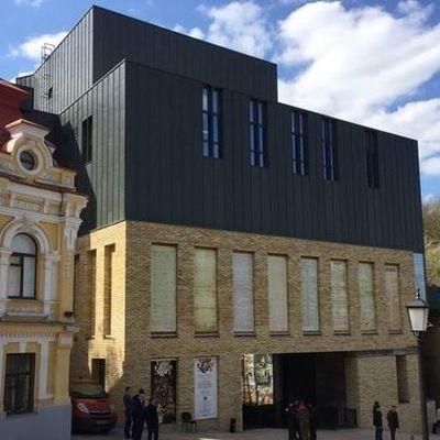 В Киеве чиновники ввели в эксплуатацию скандальный Театр на Подоле