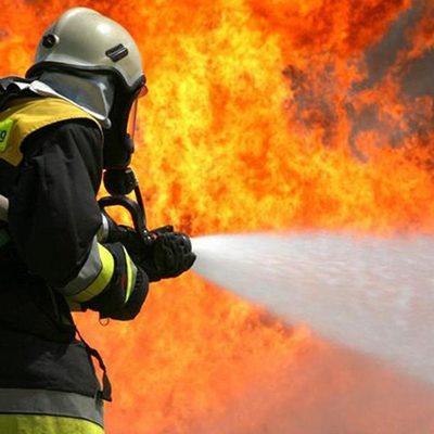 В Запорожье сгорел хостел, есть погибшие