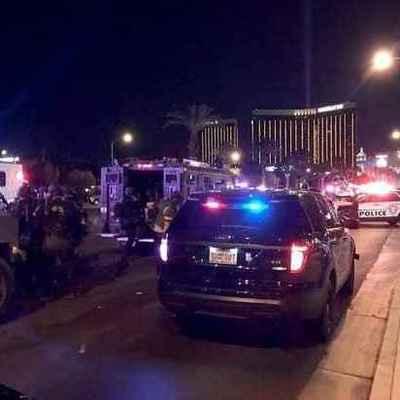Кровавая стрельба в Лас-Вегасе: число погибших и пострадавших стремительно растет