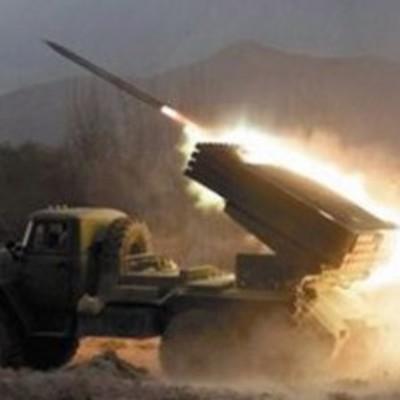 Боевики снова начали стрелять из «Градов»