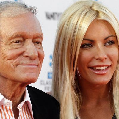 «Я убита горем»: вдова основателя империи Playboy впервые прокомментировала смерть мужа