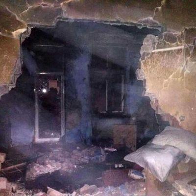 В Дрогобыче прогремел взрыв в многоэтажке (фото)