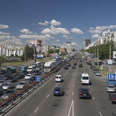 В Киеве планируют переименовать два больших проспекта и бульвар